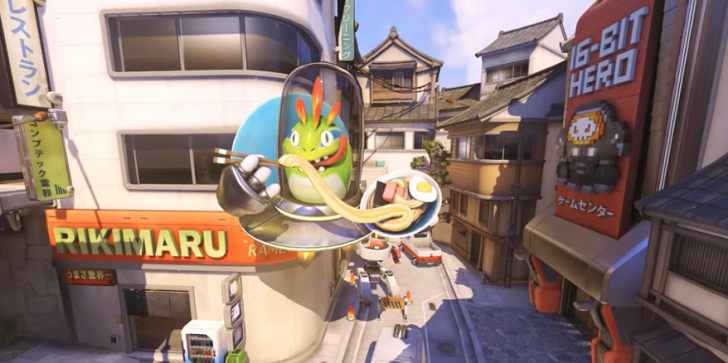 Several New Maps Being Developed For 'Overwatch', Says Developer