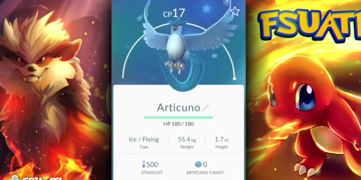 'Pokemon Go': Legendary Pokemons Arriving Soon, Confirms Niantic; Look Out For Special Events!