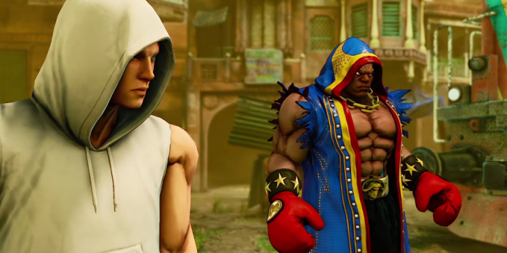 PlayStation Store Leaks Next 'Street Fighter V' DLC Character