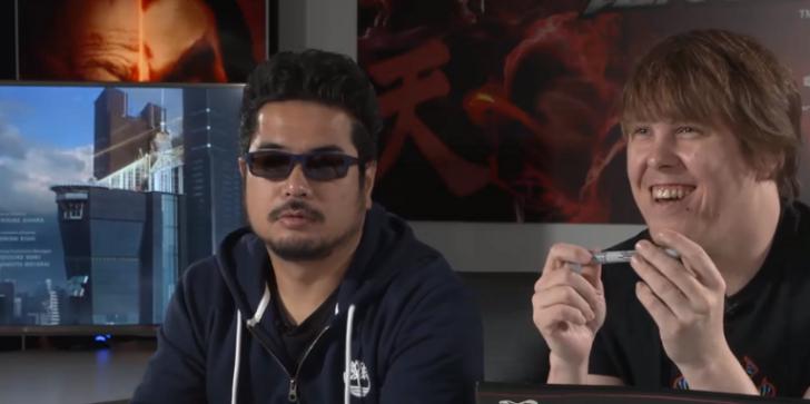 Katsuhiro Harada Shares New Details About 'Tekken 7'