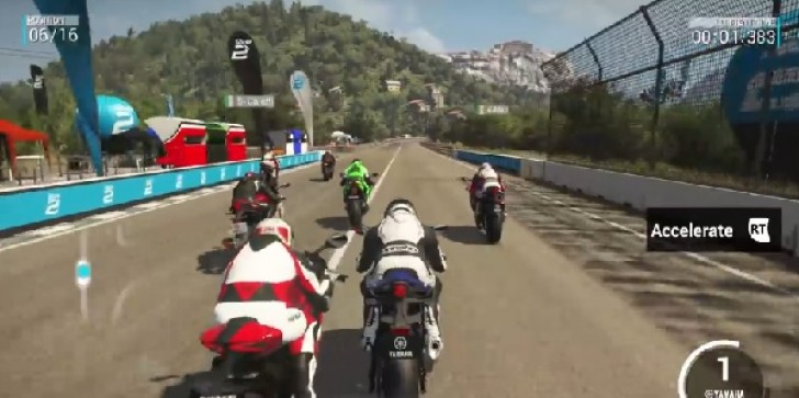 'Ride 2' Gets New Free Bikes; World Tour Campaign With Competitive Driving; Game Mechanics Unpredictable