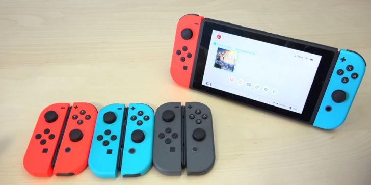 Gamestop Reports Nintendo Switch Restocks Sell Out Within Hours