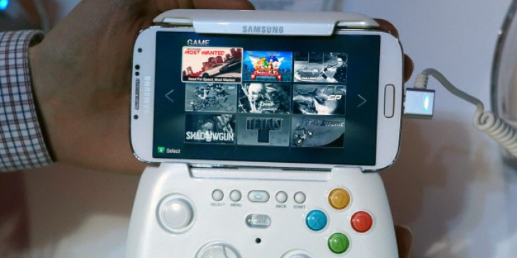 EA Has 16 Games Planned for Samsung's Galaxy S4