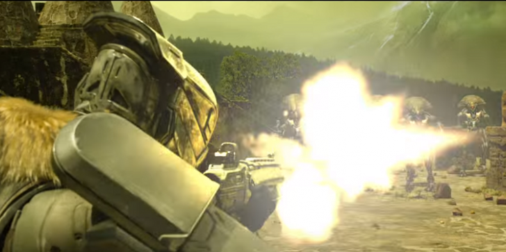 'Destiny' Titan Shoulder Charge Glitch Discovered