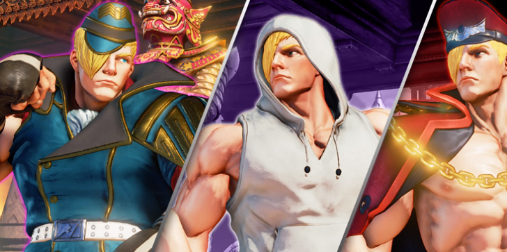 Capcom Showcases Ed In New 'Street Fighter V' Trailer Plus More Details; What We Know So Far