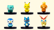 Pokemon NFC figures