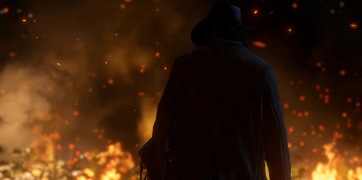 Leaked Screenshot Reportedly From 'Red Dead Redemption 2'