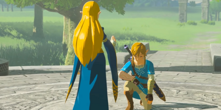 Nintendo Developing 'The Legend Of Zelda' Mobile Game