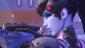 Overwatch ► All WIDOWMAKER Skins, Emotes, Voice Lines, Victory Poses, Highlight Intros, etc.