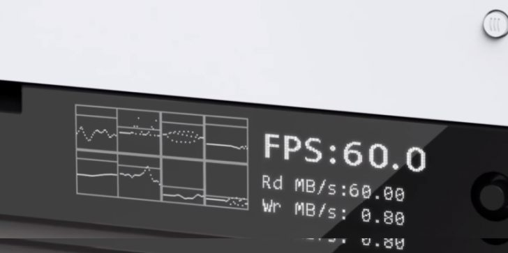 Project Scorpio's OLED Screen Might Have More Features