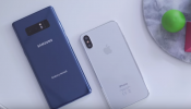 Samsung Galaxy S8+ vs Galaxy Note 8 vs iPhone 8: Battle of the Heavyweights