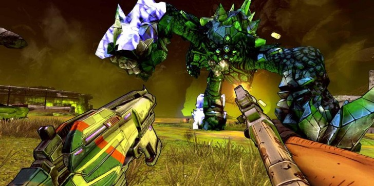 Borderlands 2 VR Release Date Announcement For PC Should Be Imminent