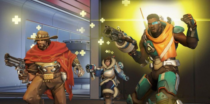 How Baptiste, Brigitte, Genji, And Other Overwatch Heroes Got Made