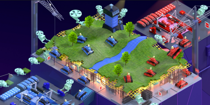 Game Stack Turns Microsoft's Data Centers Into Game Development Platforms