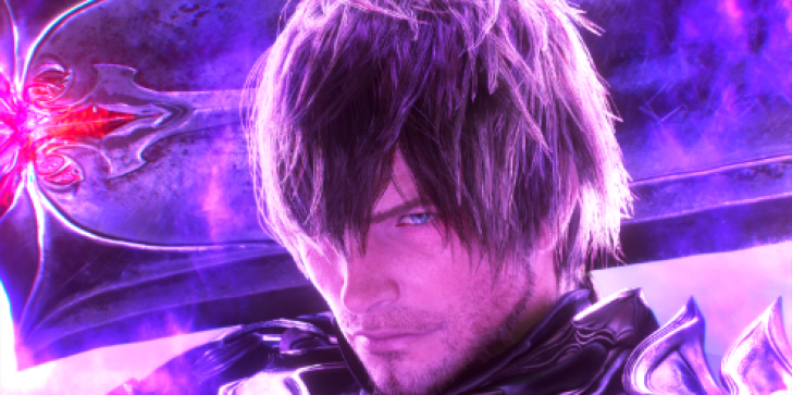 BECOME THE WARRIOR OF DARKNESS TODAY IN  FINAL FANTASY XIV: SHADOWBRINGERS