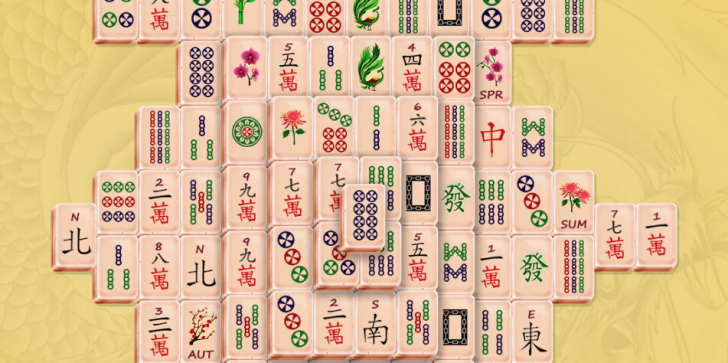 The Art of Playing Mahjong: An Ancient Game Ahead of Its Time