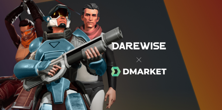 Darewise Partners With DMarket to Expand Their In-Game Economy