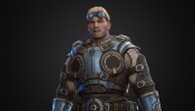 Damon Baird 'Gears of War: Judgment'