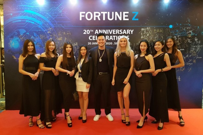 20th Anniversary Celebration Is a Huge Success for FortuneZ