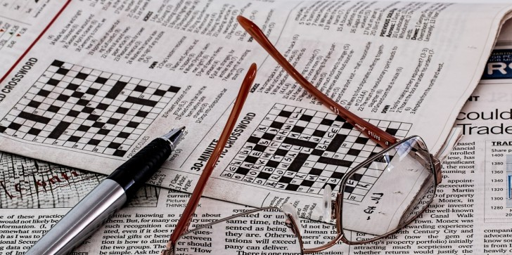 How Did Crossword Puzzles Arise?