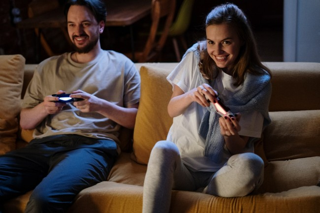 Captivating Video Games for Couples