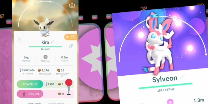 'Pokemon Go' Sylveon Guide: How to Evolve Your Eevee With Just One Naming Trick