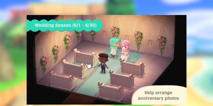 'Animal Crossing: New Horizons' Wedding Season: How to Unlock Items Using Heart Crystals