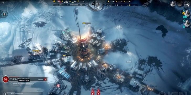 Epic Games' 'Frostpunk' Giveaway: How to Get this City-Builder for Free