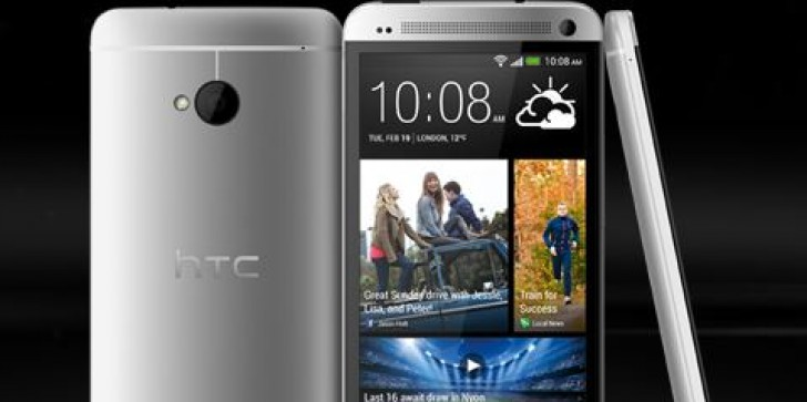 HTC One From AT&T Finally Arriving April 19: Pre-Orders Begin April 4