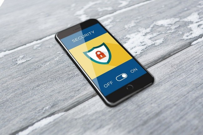 ONLINE SECURITY IN THE PALM OF YOUR HAND