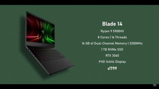 HERE COMES THE BLADE 14