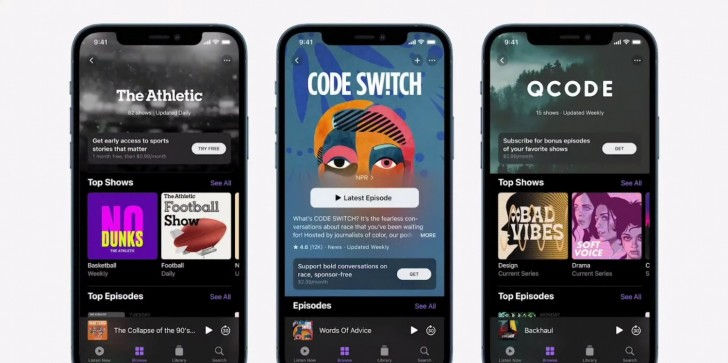 Apple Rolls Out Podcasts Subscriptions: How to Find, Manage, Listen to Apple Podcasts
