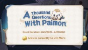 A THOUSAND QUESTIONS WITH PAIMON