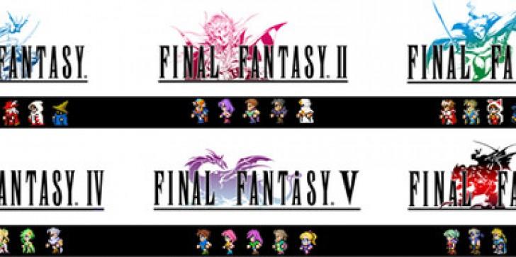 Final Fantasy Pixel Remaster Bundle: Release Date, Price + Bonuses