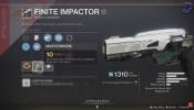 FINITE IMPACTOR