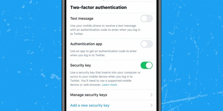 Twitter Allows the Use of Security Keys for Multifactor Authentication: How to Add It to Your Profile