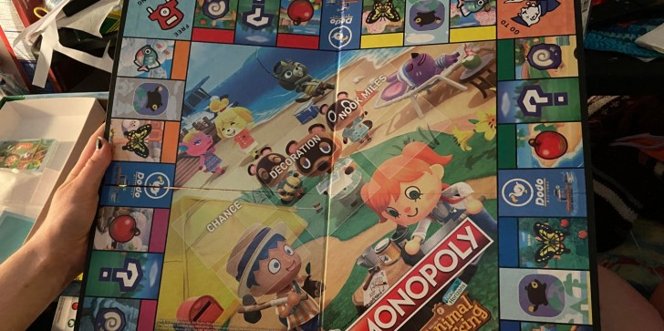 'Animal Crossing: New Horizons' Might Have Monopoly Board Game: What's Inside the Box, Release Date, Where to Buy, Price