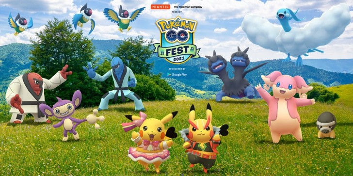 'Pokemon GO Fest 2021' Event Guide: How to Accomplish 'The Melody Pokemon' Special Research + Legendary Raid Schedule, Other Details
