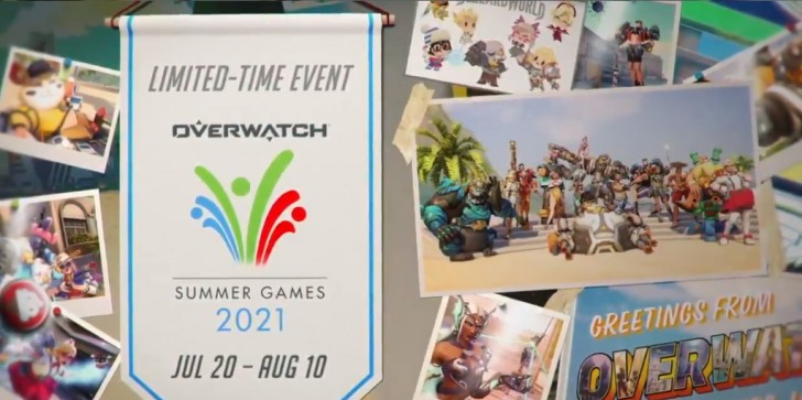 'Overwatch Summer Games 2021' Guide: Symmetra, Mei, Sigma, Other New Skins + Event Kick-Off Date, and MORE