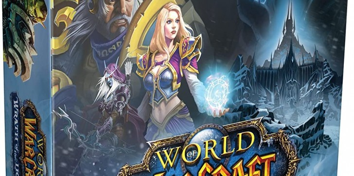 'WoW: Wrath of the Lich King' Pandemic-based Board Game: How to Pre-Order
