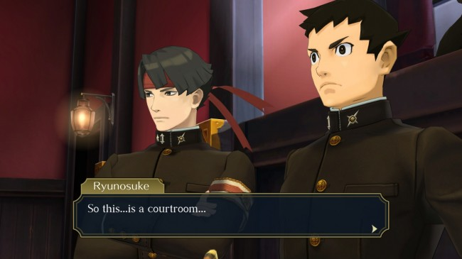 WELCOME TO THE COURTROOM