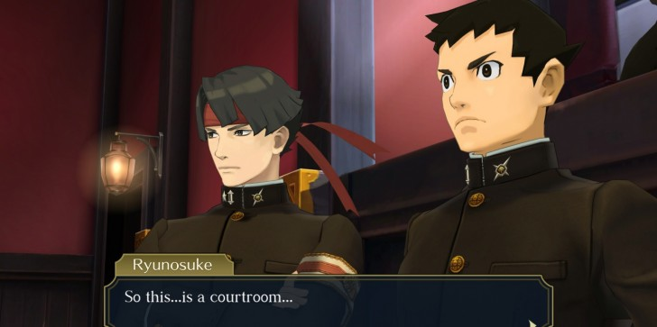 'The Great Ace Attorney Chronicles' Guide:  How to Clear 'The Adventure of the Great Departure' Parts 1 and 2