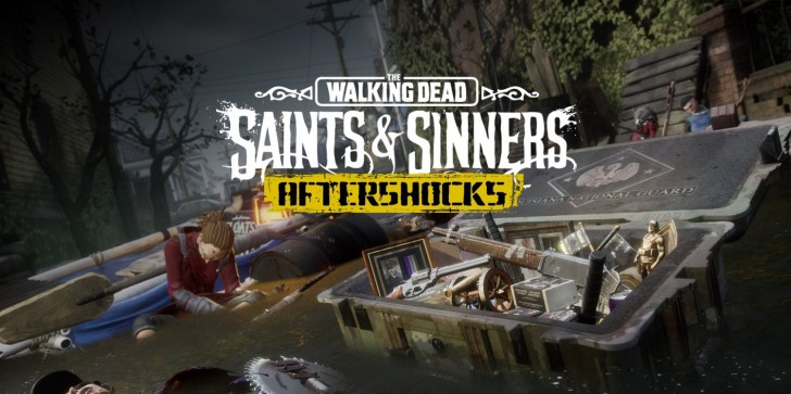 'The Walking Dead: Saints & Sinners' Aftershocks Gameplay PSVR Update Guide: What to Expect, Release Date