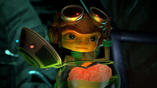 ENTER THE HUMAN PSYCHE WITH PSYCHONAUTS 2