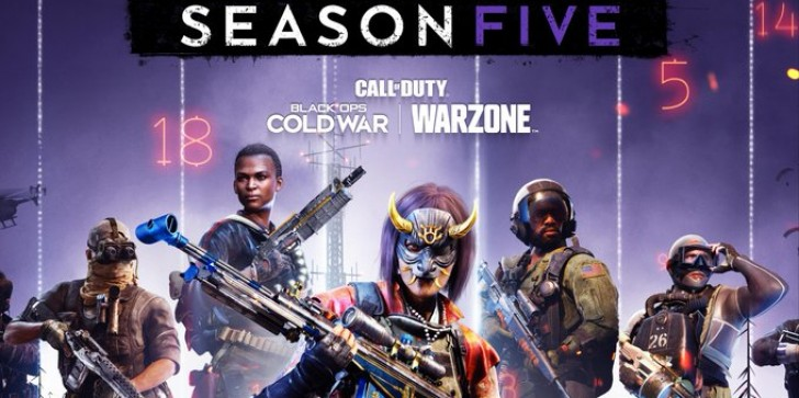 'CoD Warzone,' 'Black Ops Cold War' Season 5 Battle Pass Guide: New Tiers, Rewards, How to Get