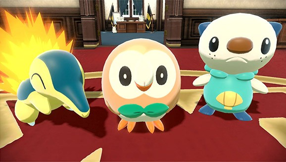 STARTERS FROM DIFFERENT GENERATIONS
