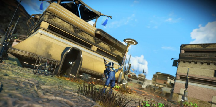 'No Man's Sky' Frontiers Update Guide: New Settlements Mechanic, Other Changes Players Could Expect