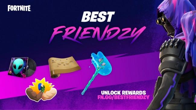 BEST FRIENDZY