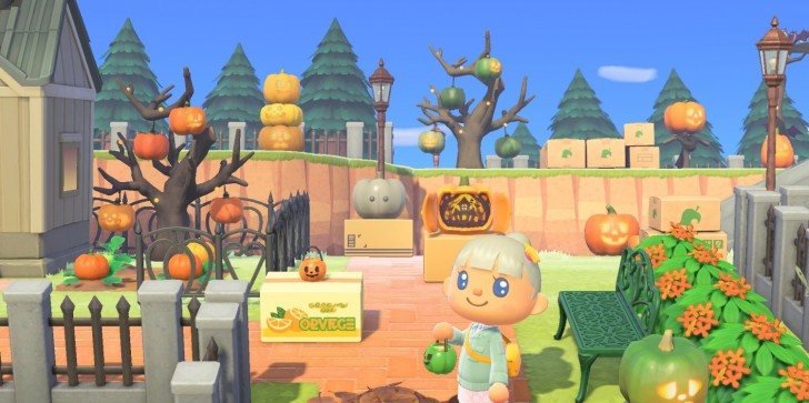 'Animal Crossing New Horizons' Halloween Event Guide: New Seasonal Items, How to Get Them