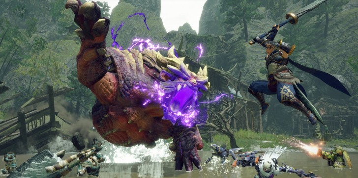 'Monster Hunter Rise' PC Version Guide: System Requirements, Release Date, Pre-Order Bonuses, MORE